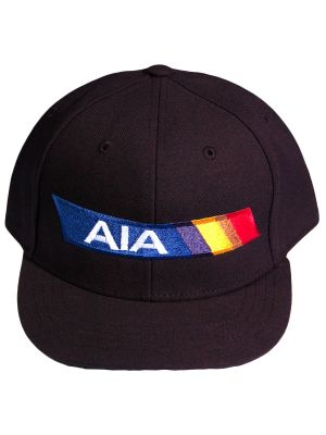 AIA 4-Stitch Plate Hat