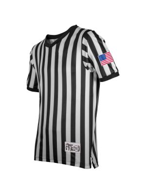 "Sublimated 1"" Ultra Tech Shirt Basketball Shirt w/Flag"