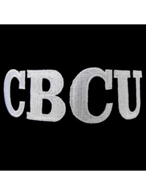 CBCU Sports Officials & Education Wool Blend 8 Stitch Hat - Black