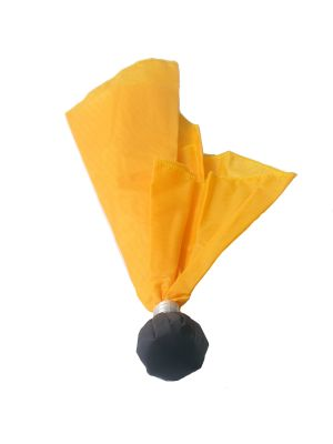 Nylon - Ball Type Flag w/ Black Ball