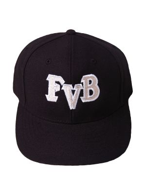 FVB Baseball 8-Stitch Base Hat - 3 Color Combinations