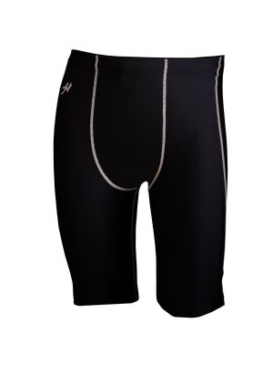 Honig's Compression Shorts w/Cup Pocket - Black