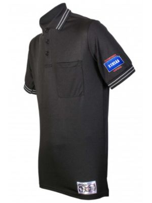 KSHSAA Kansas Black, Navy or Light Blue Umpire Shirt