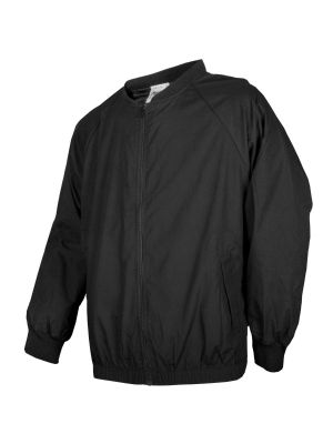 Honig's Zip Front 'Old Style' Basketball Jacket