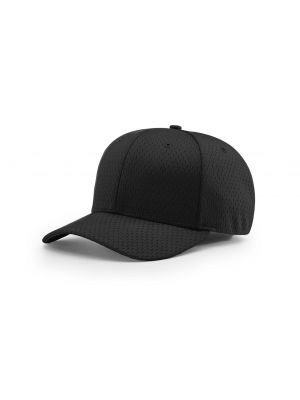 Pro Mesh Umpire Hat 8-Stitch - Black or Navy