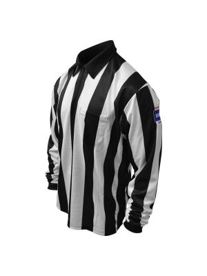 KSHSAA Embroidered Football Shirt - Long Sleeve