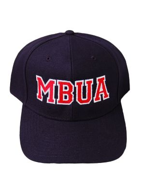 MBUA Umpire 8-Stitch Hat - Navy