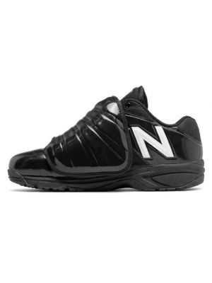 "New Balance MLB Plate Shoe - Low Cut - 4E Width - White ""N"""