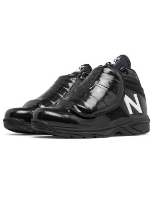 "New Balance MLB Plate Shoe - D Width - White ""N"""