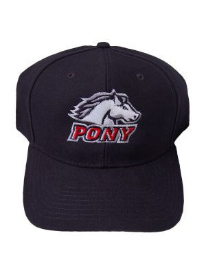 Pony League 8-Stitch Hat