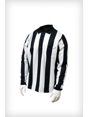 "2.25"" Striped Long Sleeve Lined Football"