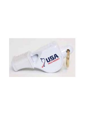 USA Field Hockey Logo on CMG Whistle