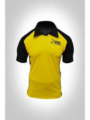 Women's USA Field Hockey Yellow Uniform