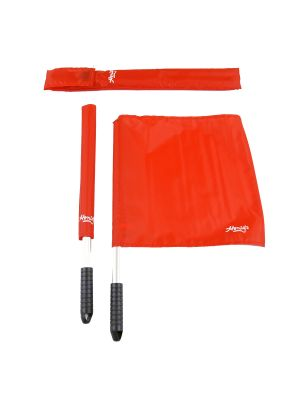 Red Linesman Flags Deluxe