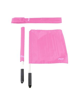 Linesman Flags Deluxe - Pink