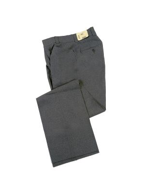 Low Rise Women's Base Slacks - Grey