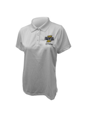 IHSAA Women's Volleyball Shirt - White